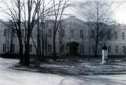 Здание бывшего череповецкого реального училища